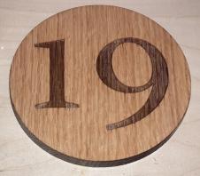 door-number